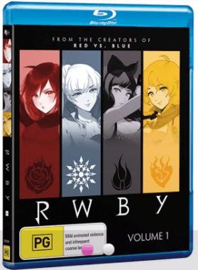 RWBY-Volume-1