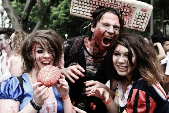 zombie walk sydney 2014 1040 - photo#23