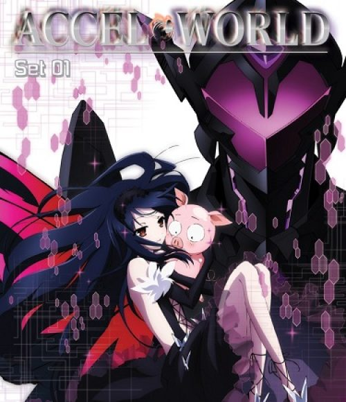 Accel World Set 1 hits North America next week with an art book