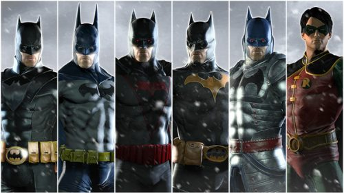 Batman: Arkham Origins DLC Packs Available Today