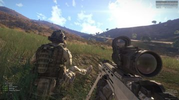 Arma 3 'Survive' Campaign Released With Trailer