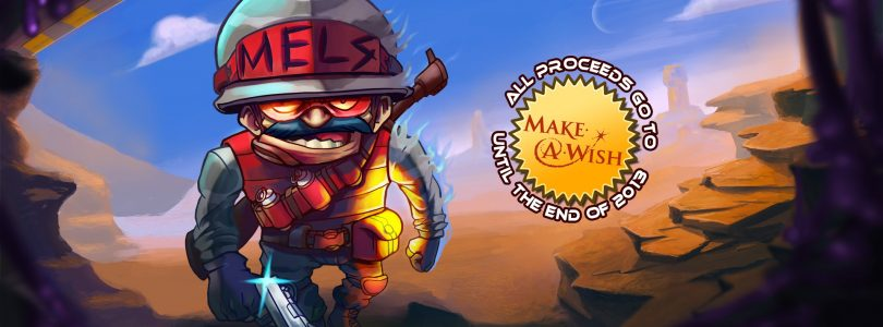 Awesomenauts' Private Mels DLC Profits To Charity
