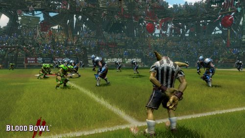 Blood Bowl 2 Debuts First Stadium in Screenshots
