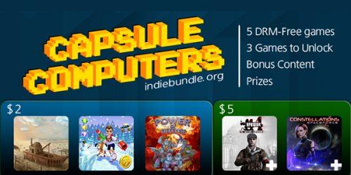 Capsule Computers Indie Bundle #3 is Live!