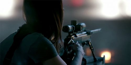 New Call of Duty: Ghosts Live Action Trailer Stars Megan Fox