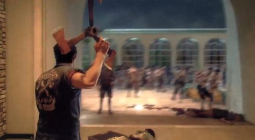 Dead Rising 3 Gets Long Chunk Of Gameplay Footage