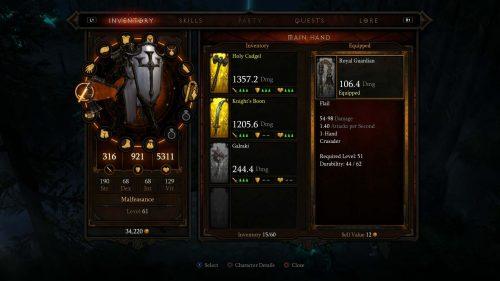 Diablo III PS4 Trailer, Screenshots Show 1080p Gameplay
