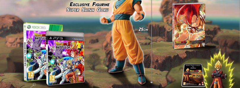 Goku Edition revealed for Dragon Ball Z: Battle of Z