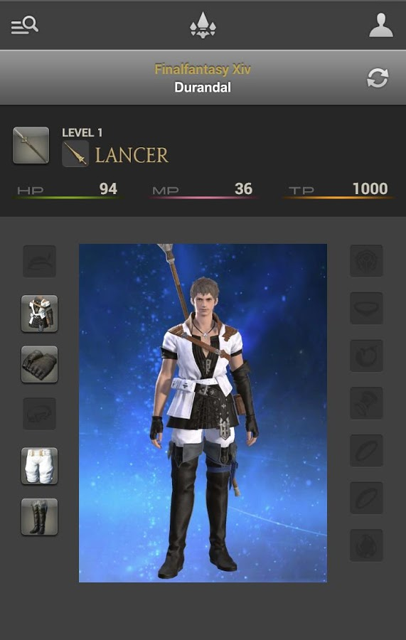 final fantasy xiv arr companion app now available for android users