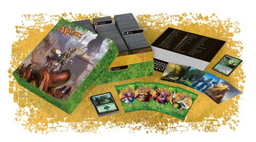 Magic the Gathering 2013 Holiday Box Available Now