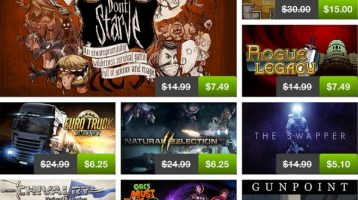 The Humble Store Launches with Massive Sale