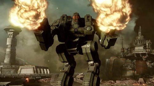MechWarrior Online's Phoenix Packages Wrapping Up Soon