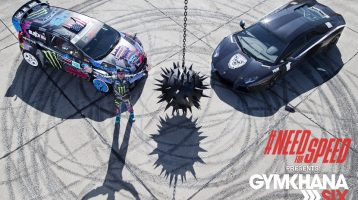 Need For Speed and Ken Block team up for Gymkhana Six