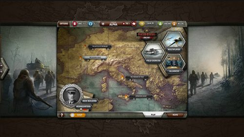 Panzer General Online Preview