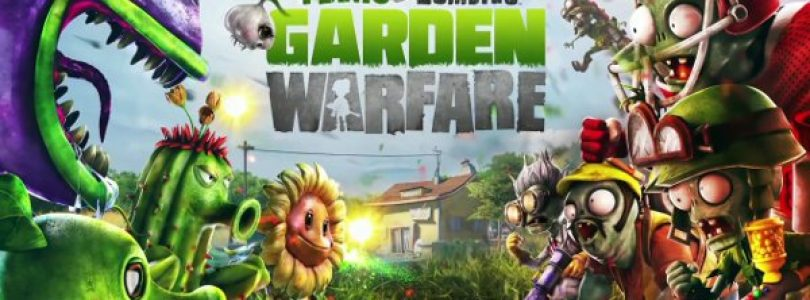 Check Out Plants vs Zombies: Garden Warfare Gameplay Commentary