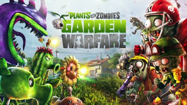 Plants Vs Zombies Garden Warfare New Trailer Details Pre