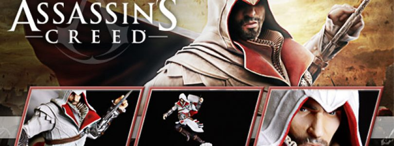 Ubisoft and Square Enix Expand their Joint Collectibles Line