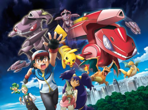 Pokemon Movie 16 Gets Encore Screenings
