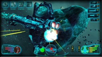 Skyjacker Space Sim Making Final Kickstarter Push