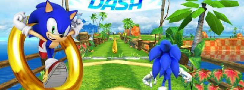 Sonic Dash Out Now On Android Devices