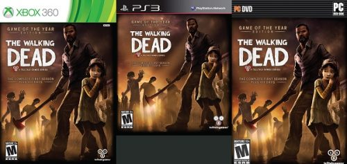 The Walking Dead: Game of the Year Edition now available at retail
