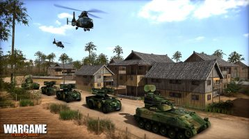 Wargame Red Dragon Screenshots Reveal China's Forces