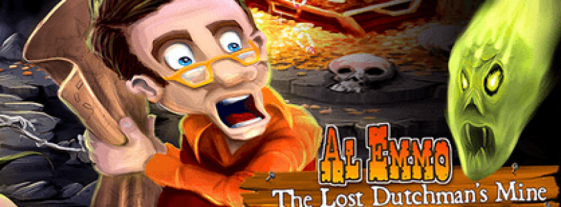 Al Emmo and the Lost Dutchman's Mine Enhanced Edition Available Now
