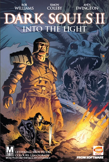 Dark-Souls-II-Into-The-Light-Comic-Cover