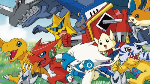"""Digimon Story: Cyber Truth"" Revealed For PS Vita"