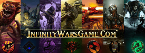 Infinity Wars Invite Only Beta and Drafting Next Weekend