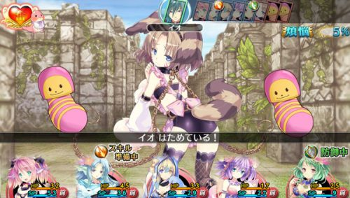 Compile Heart's Moero Chronicle Revealed