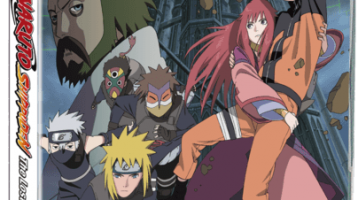 Naruto Shippuden Movie 4: The Lost Tower Review