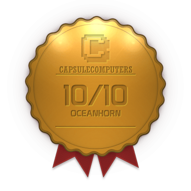 Oceanhorn-Badge