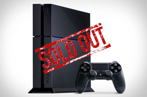 PlayStation 4 Australian Stock Update