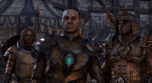 The Elder Scrolls Online – War in Cyrodiil Trailer Released