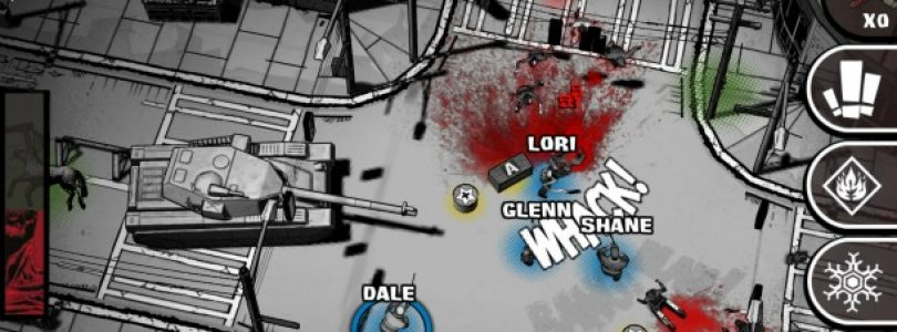 The Walking Dead: Assault Temporarily Free on iTunes