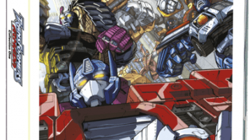 Transformers Armada: Collection One Review