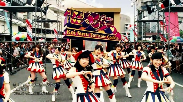 akb48-fortune-cookie