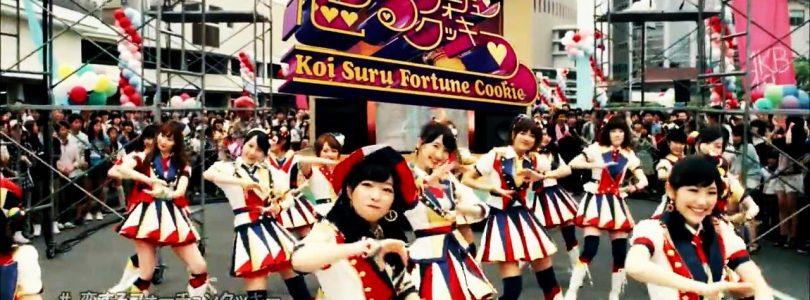 Koi Suru Dance with Hanabee to celebrate AKB0048!