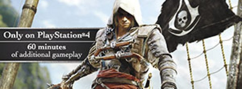 Assassin's Creed IV: Black Flag PS4 Review