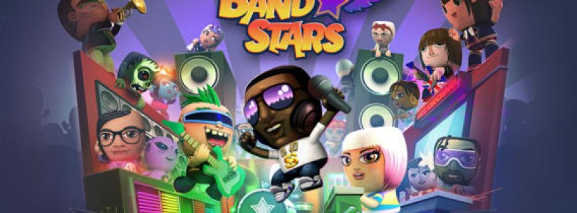 Halfbrick's newest game Band Stars is ready to rock