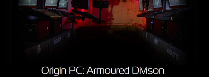 EA Makes a Tank Full of Gaming PCs Running BF4