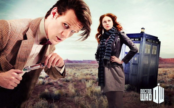 doctor-who-matt-smith-karen-gillan