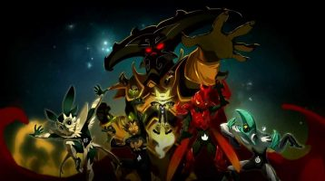 Mega Update brings the Multi-Men to Dofus and Wakfu