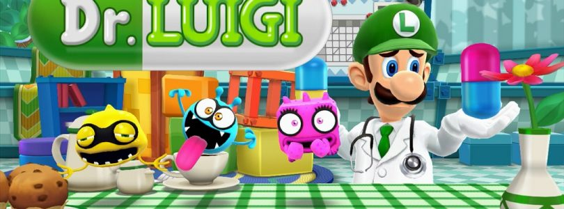 Dr. Luigi revealed for Wii U release on December 31