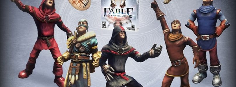 Fable Anniversary dated for February 2014 release