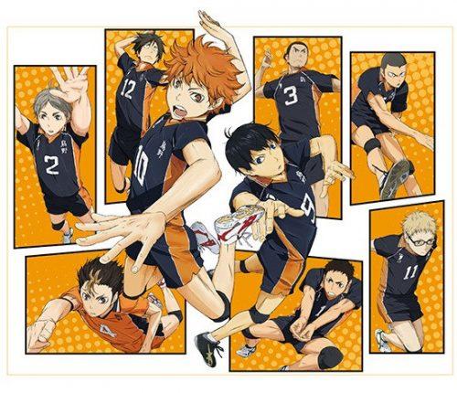 'Haikyu!!' Anime Gets Key Visual