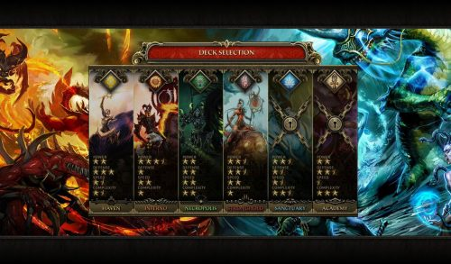 Might & Magic: Duel of Champions Update Adds New Card Types