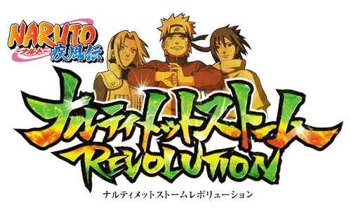 Naruto Shippuden: Ultimate Ninja Storm Revolution Announced