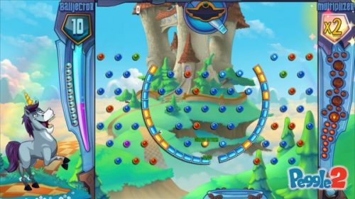 Peggle 2 Launches For Xbox One